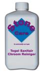 StoneCare Tegel Sanitair Chroom Reiniger