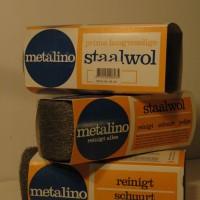 Metalino Staalwol, prima langvezelige staalwol